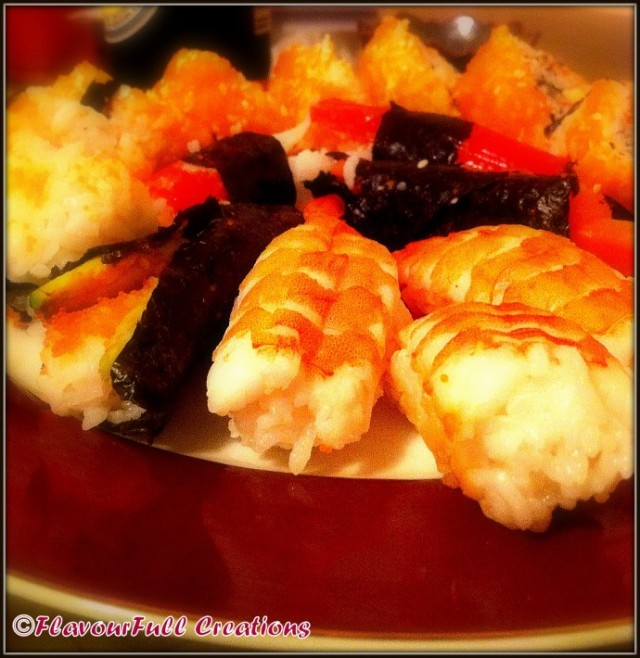Sushi habit doesn't have to put you in the poor house...make your own!
