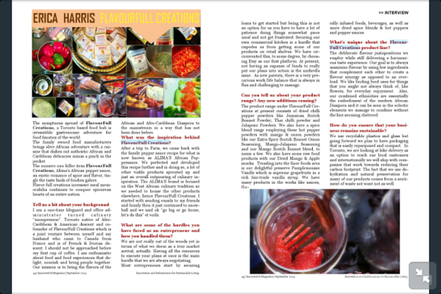 CLICK PHOTO TO READ OUR FEATURE ON PAGES 44-47.